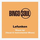 Stand Up (Vocal & Instrumental Mixes) de Le Funken