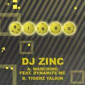 Marching / Tigerz Talkin von DJ Zinc