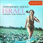 Folk Songs Of Israel (Album of 1955) de Theodore Bikel
