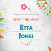 Listen This Music by Etta Jones