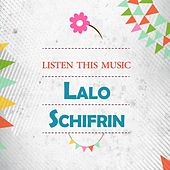 Listen This Music by Lalo Schifrin