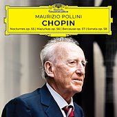 Chopin: Nocturne in F Minor, Op. 55: 1. Andante by Maurizio Pollini