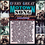 Every Great Motown Song - The First 25 Years Vol. 1:The 1960's de Various Artists
