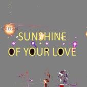 Sunshine of Your Love by Creema