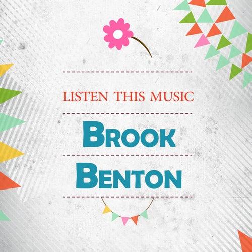 Listen This Music de Brook Benton