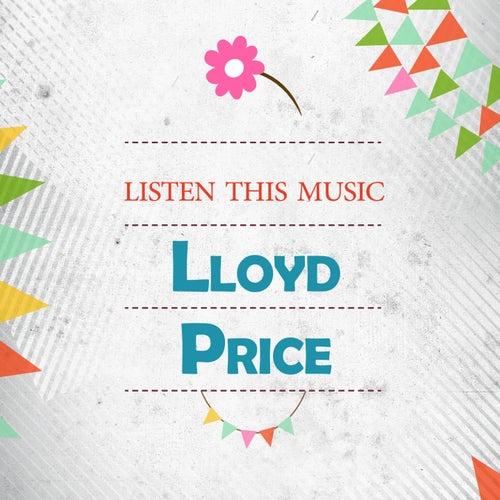 Listen This Music by Lloyd Price