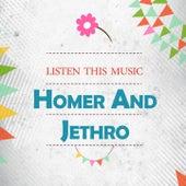Listen This Music de Homer and Jethro