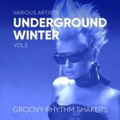 Underground Winter (Groovy Rhythm Shakers), Vol. 3 von Various Artists