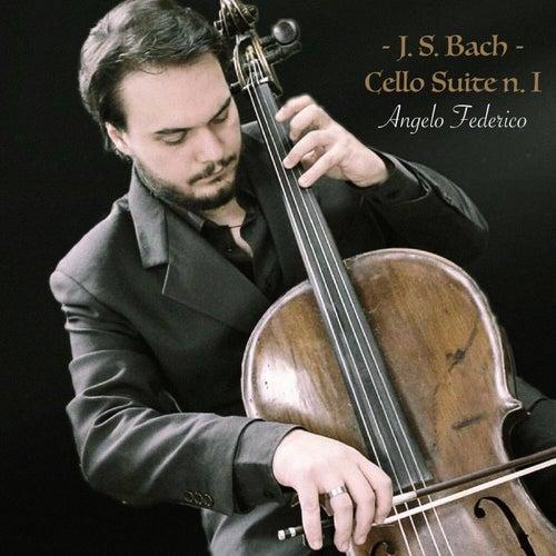 J. S. Bach Cello Suite n. 1 - Allemande de Angelo Federico