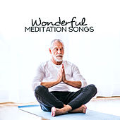 Wonderful Meditation Songs – Music for Body & Mind Relaxation de Zen Meditation and Natural White Noise and New Age Deep Massage
