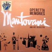 Operetta Memories von Mantovani & His Orchestra