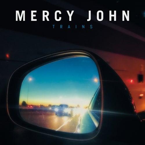Trains by Mercy John