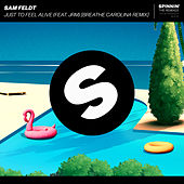 Just To Feel Alive (feat. JRM) (Breathe Carolina Remix) van Sam Feldt