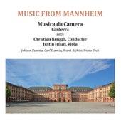 Music from Mannheim von Musica da Camera Canberra