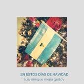 En Estos Días de Navidad de Luis Enrique Mejia Godoy