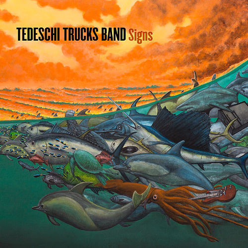 Hard Case de Tedeschi Trucks Band
