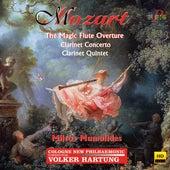 Mozart: Die Zauberflöte Overture, Clarinet Concerto & Clarinet Quintet by Various Artists