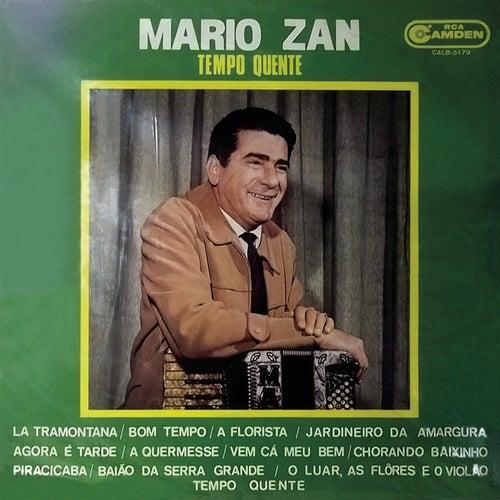 Tempo Quente de Mario Zan