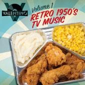 Retro 1950s TV Music Vol. 1 by Valentino