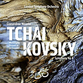 Tchaikovsky: Symphony No. 4 - Mussorgsky: Pictures at an Exhibition by Gianandrea Noseda