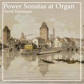 Power Sonatas at Organ by David Ennarqua