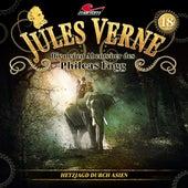 Die neuen Abenteuer des Phileas Fogg, Folge 18: Hetzjagd durch Asien von Jules Verne