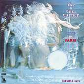 Live In Paris von Ike and Tina Turner