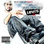 Levi's & White T's de Young Chop