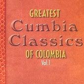 Greatest Cumbia Classics Of Colombia (Vol. 1) de Various Artists