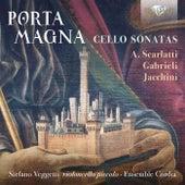 Porta Magna Cello Sonatas de Ensemble Cordia