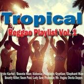 Tropical Reggae Playlist Vol. 1 by Various Artists