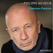 Chansons d'auteurs en public de Philippe Bilheur