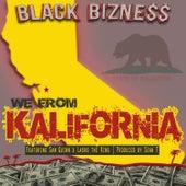 We from Kalifornia (feat. San Quinn & Lasro the King) [Instrumental] by Black Bizness
