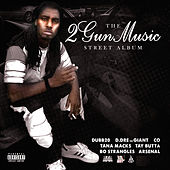 The 2 Gun Music Street Album von Various Artists