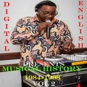 Digital English Presents Musical History 1984-1998, Vol. 2 by Various Artists