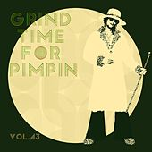 Grind Time For Pimpin Vol, 43 von Various Artists