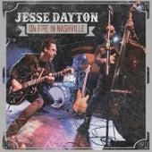 On Fire in Nashville by Jesse Dayton