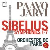 Sibelius: Complete Symphonies von Paavo Jarvi
