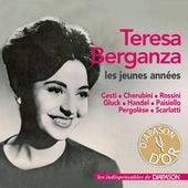 Les jeunes années (Les indispensables de Diapason) von Teresa Berganza
