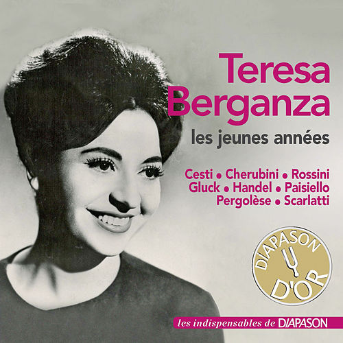Les jeunes années (Les indispensables de Diapason) de Teresa Berganza