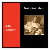 Natural Man by J.B. Lenoir