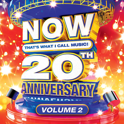 NOW 20th Anniversary Volume 2 by Various Artists