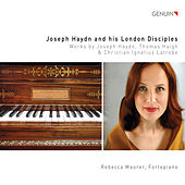 Joseph Haydn and His London Disciples by Rebecca Maurer