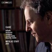 Fauré: Piano Works de Nicolas Stavy