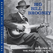 Vol. 2: The Post-War Years von Big Bill Broonzy