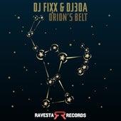 Orion's Belt by DJ Fixx