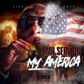 My America von Mr. Serv-On