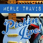 Pickin' Live de Merle Travis
