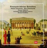 Boieldieu: Piano Concerto & Six Overtures von Various Artists