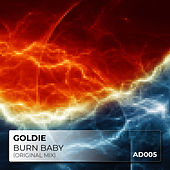 Burn Baby de Goldie
